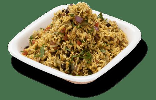 Tasty bhel puri