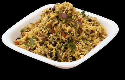 Mumbai's favourite chat - bhel Puri