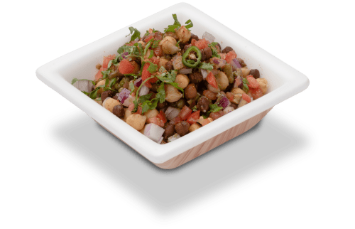 best appetizer chana chat