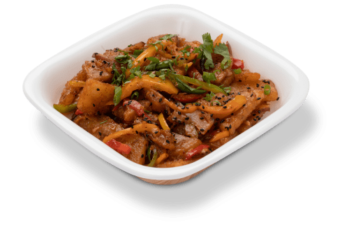 exquisite chilli ornage potato