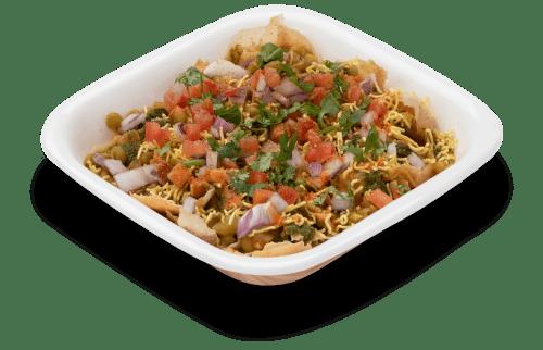Delicious Masala puri
