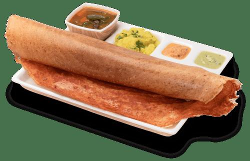 Temting Mysore masala dosa