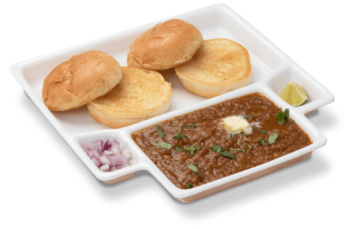 Famous Indian Pav bhaji