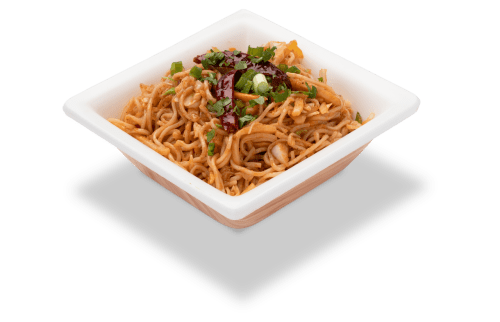 Tasty Szechuan noodles