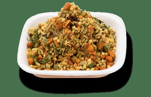 Savory snack - Special bhel puri