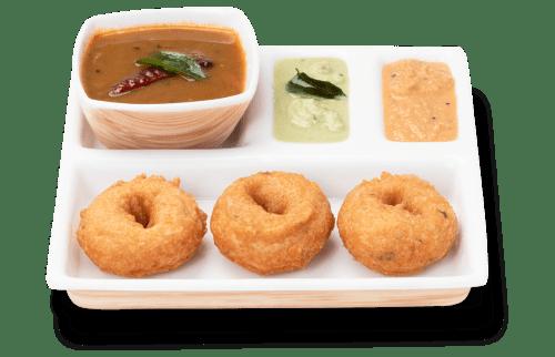 tasty Vada sambhar