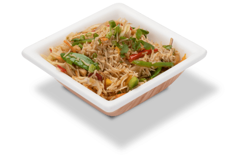 Indo-chinese dish- Vegetable fried rice