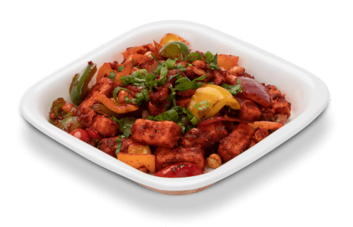 Flavourful desi chinese food