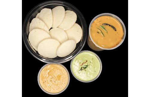 tasty idly sambhar family pack