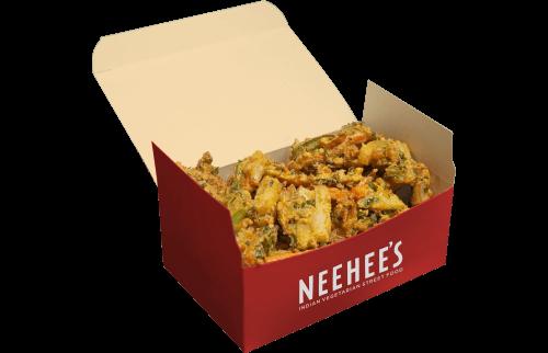 veg Pakoda family pack box