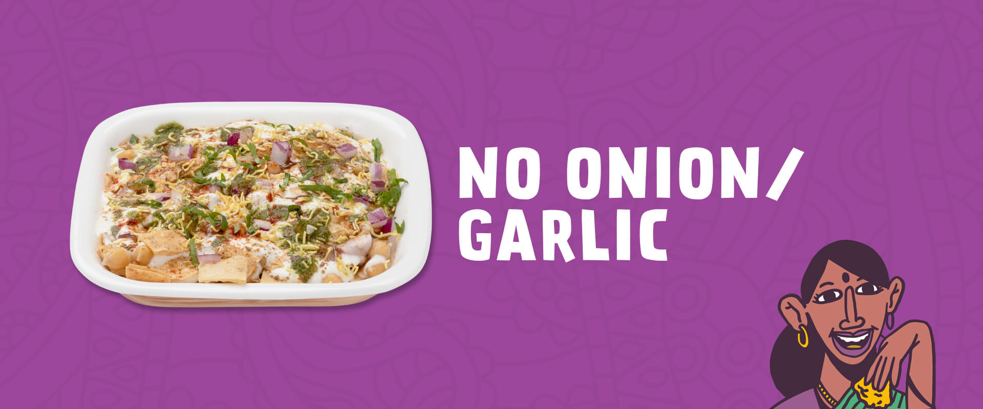 Food dishes with no garlic and onion